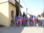 Cyklotúra Bradlo 2015